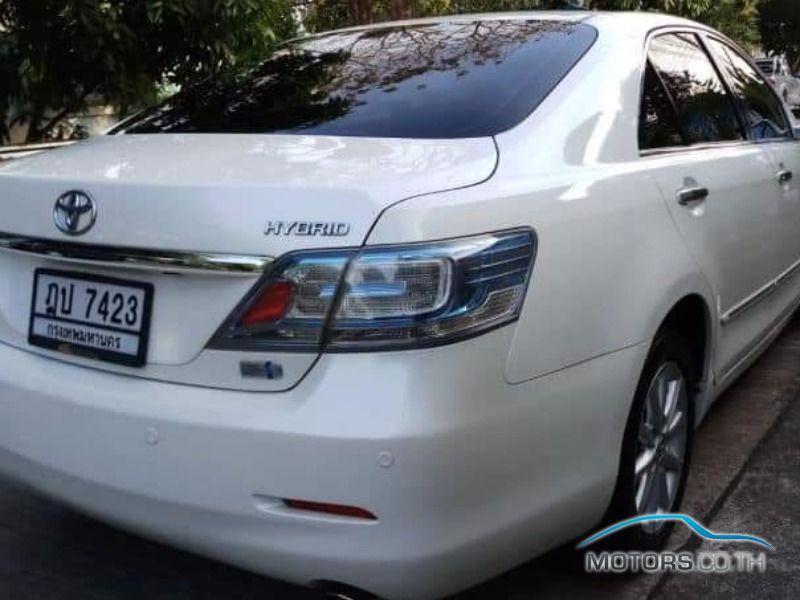 รถใหม่, รถมือสอง TOYOTA CAMRY (2010)
