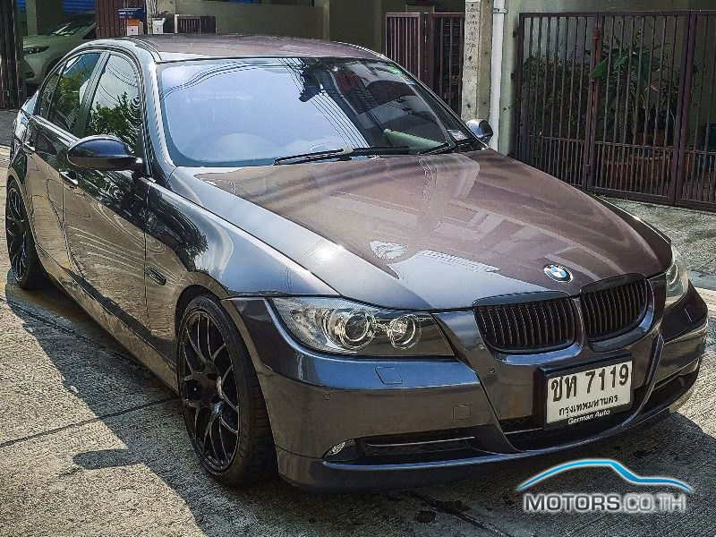 Secondhand BMW 330I (2006)