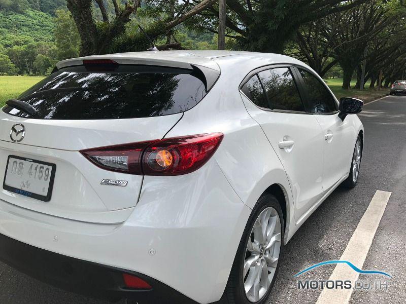 รถใหม่, รถมือสอง MAZDA 3 (2014)
