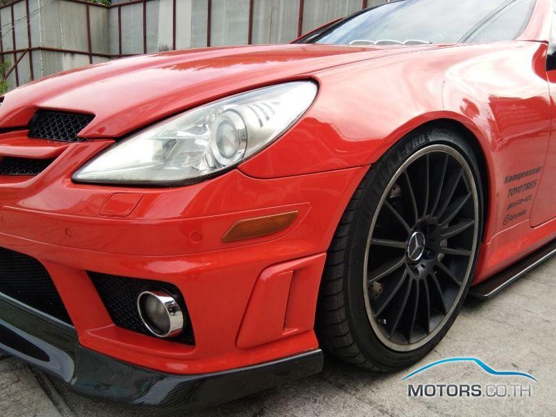 รถใหม่, รถมือสอง MERCEDES-BENZ SLK200 (2010)