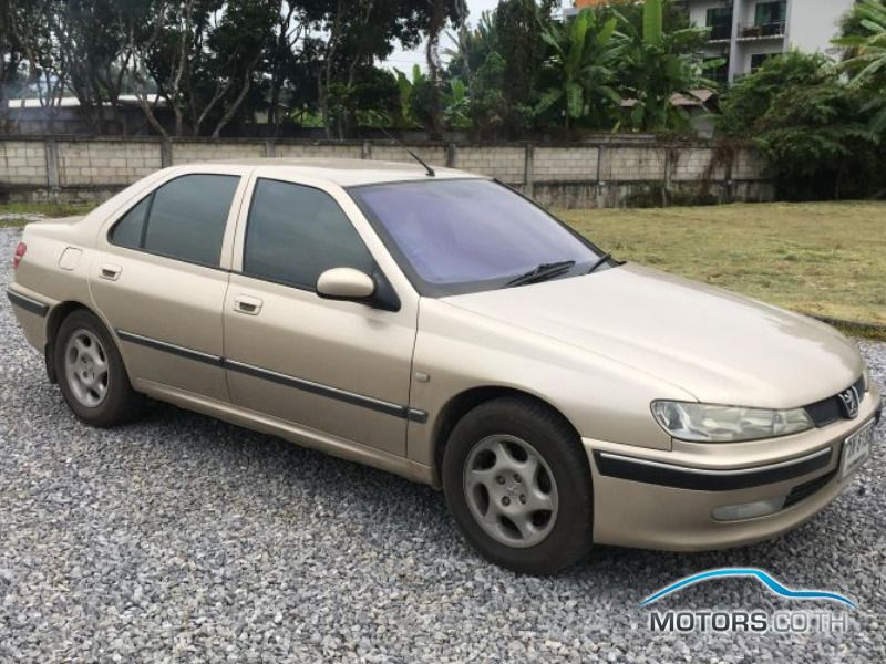 New, Used & Secondhand Cars PEUGEOT 406 (2003)