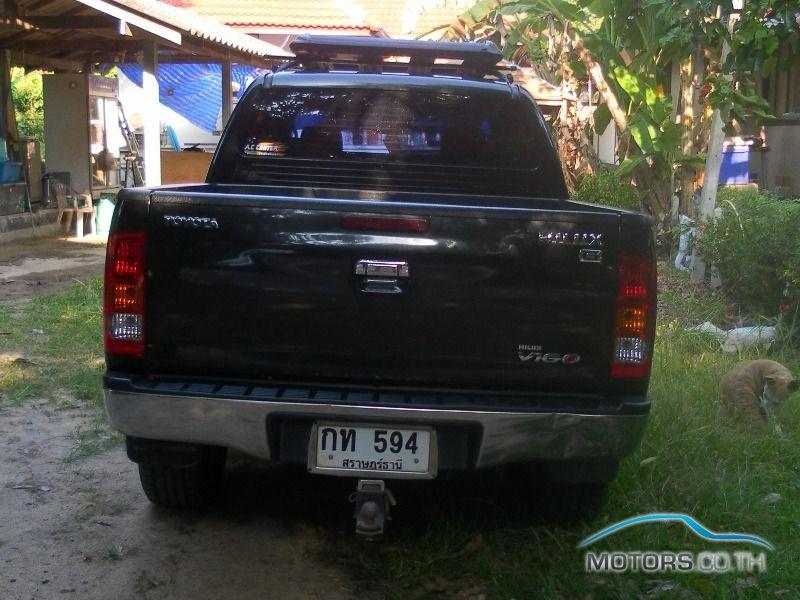 รถใหม่, รถมือสอง TOYOTA HILUX VIGO (2009)