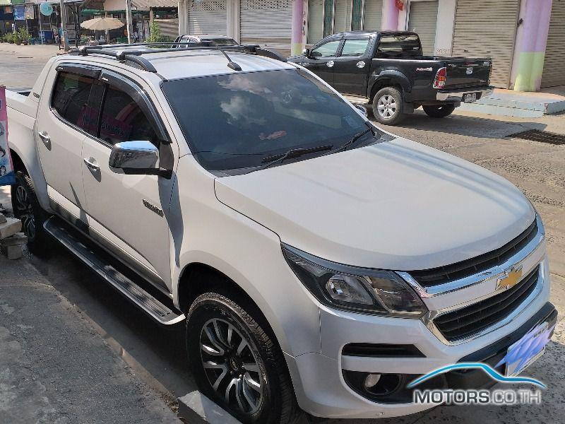 รถใหม่, รถมือสอง CHEVROLET COLORADO (2017)
