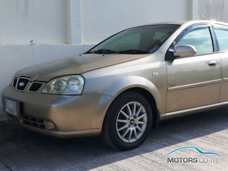 Secondhand CHEVROLET OPTRA (2004)