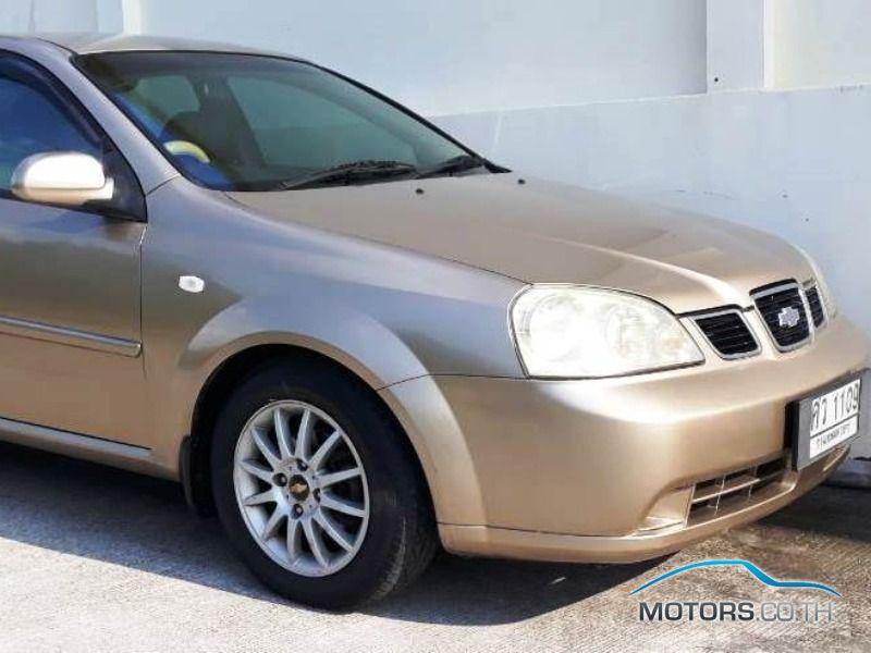รถใหม่, รถมือสอง CHEVROLET OPTRA (2004)