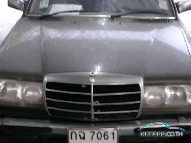 รถมือสอง, รถยนต์มือสอง MERCEDES-BENZ 280E (1987)