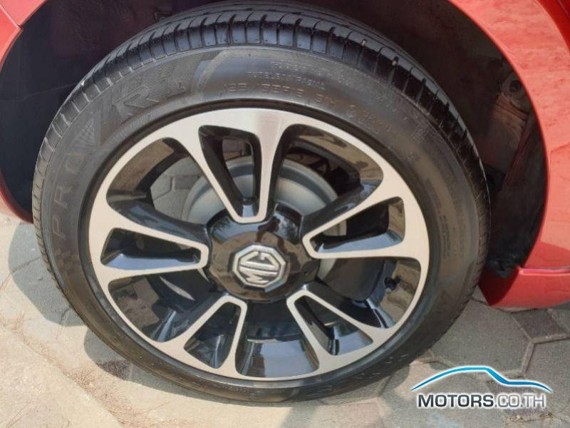 รถใหม่, รถมือสอง MG MG3 (2017)