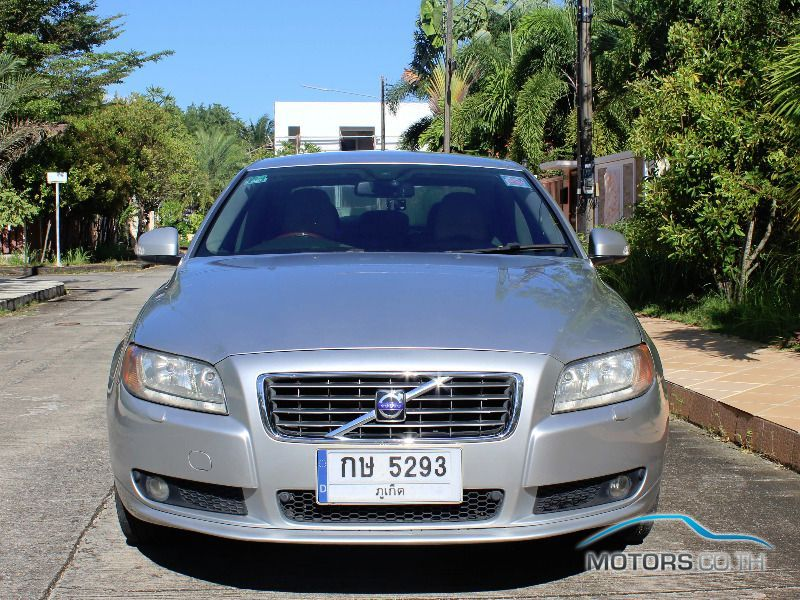 Secondhand VOLVO S80 (2008)