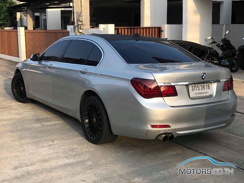 รถใหม่, รถมือสอง BMW 730LD (2011)