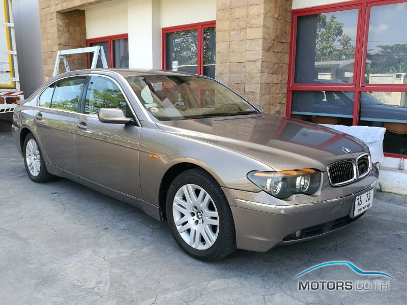 Secondhand BMW 730LI (2004)