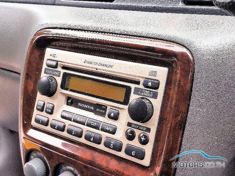 รถใหม่, รถมือสอง HONDA CR-V (2000)