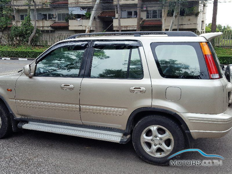 Secondhand HONDA CR-V (2000)