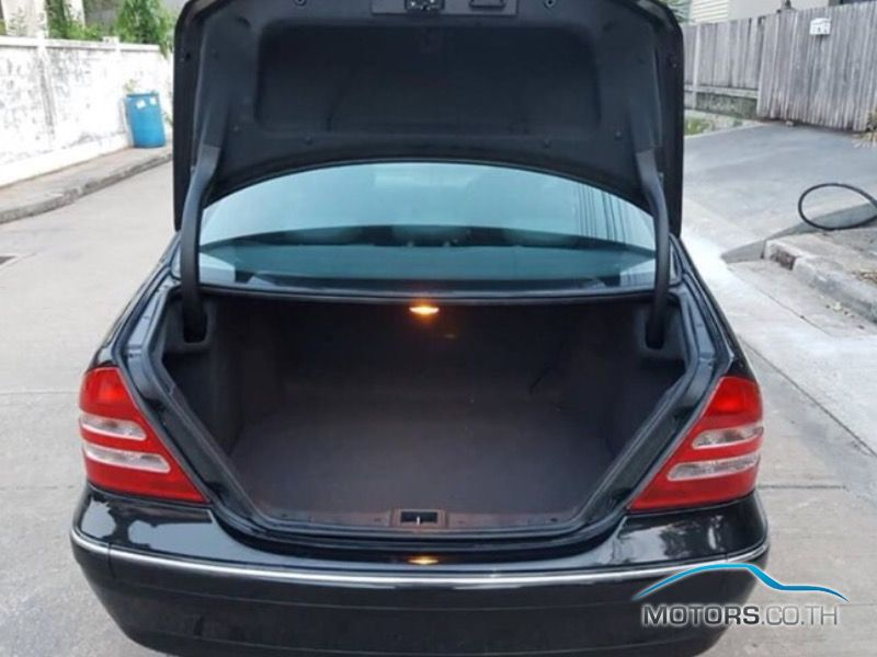 New, Used & Secondhand Cars MERCEDES-BENZ C200 KOMPRESSOR (2003)