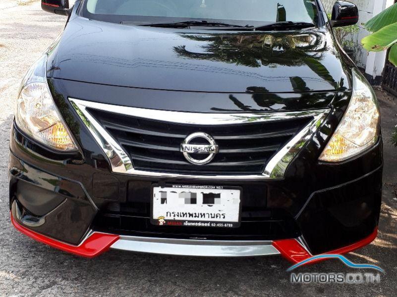 รถใหม่, รถมือสอง NISSAN ALMERA (2017)