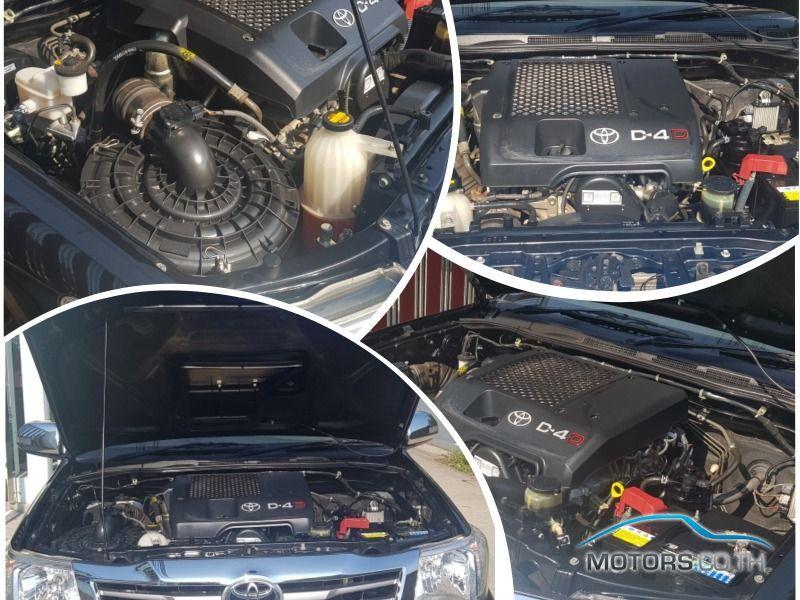 รถใหม่, รถมือสอง TOYOTA HILUX VIGO (2012)