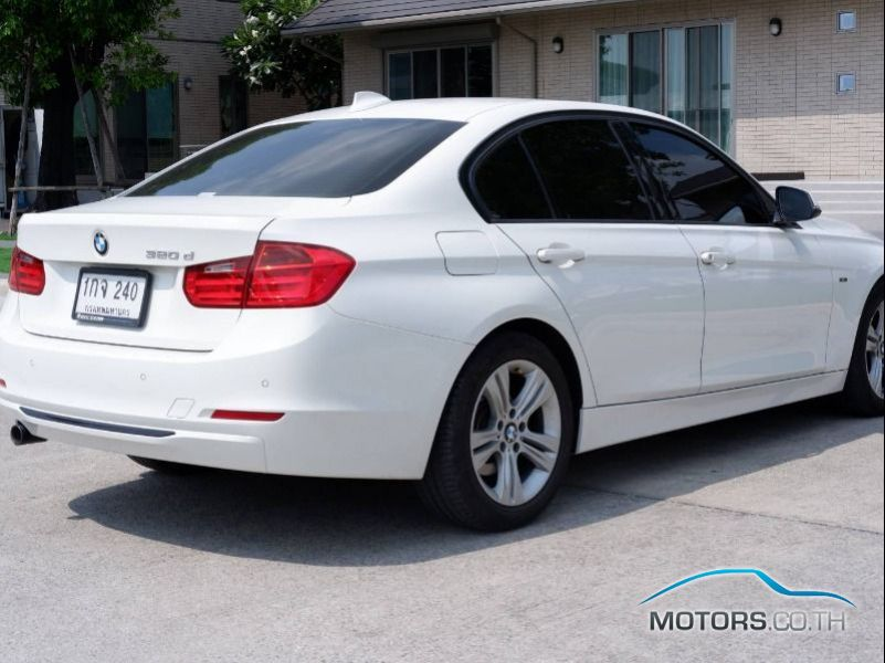 New, Used & Secondhand Cars BMW 320D (2012)