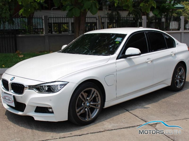 Secondhand BMW 330E (2016)
