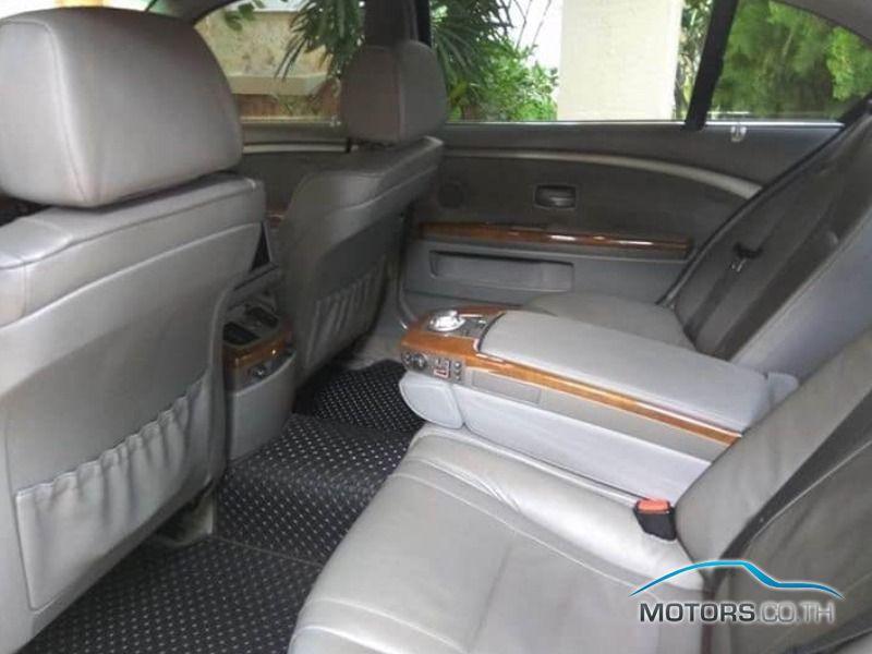 รถใหม่, รถมือสอง BMW 730LI (2005)