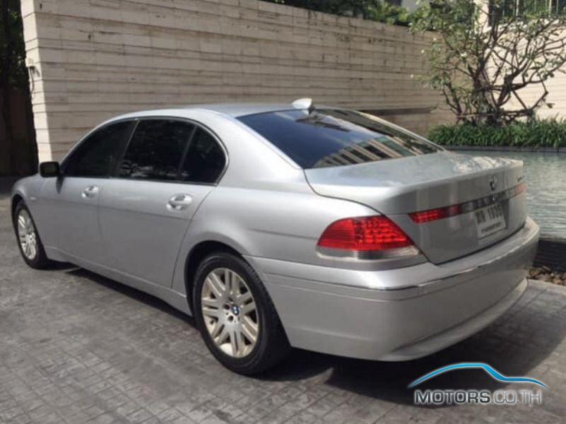 New, Used & Secondhand Cars BMW 730LI (2005)
