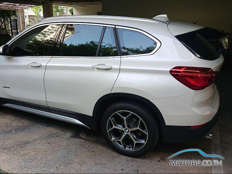รถใหม่, รถมือสอง BMW X1 (2018)