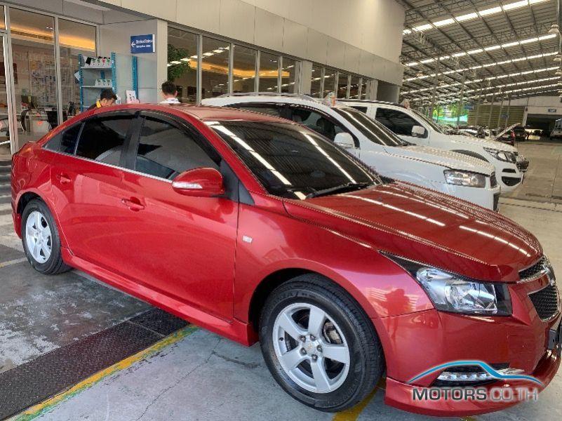 รถใหม่, รถมือสอง CHEVROLET CRUZE (2012)