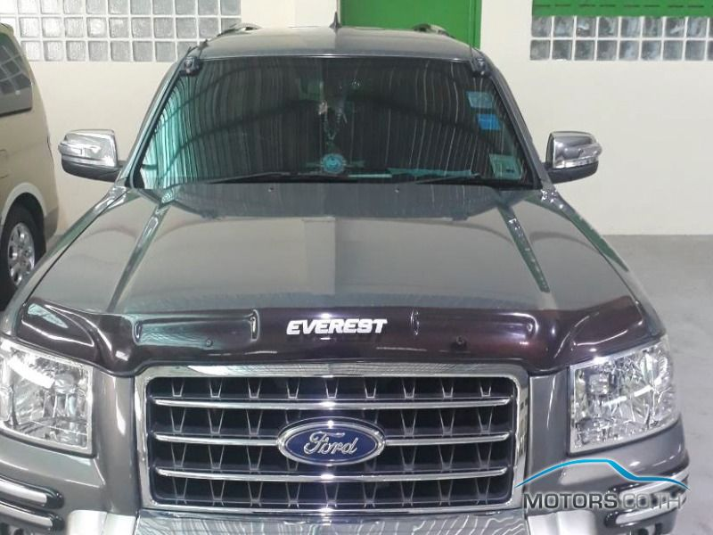 Secondhand FORD EVEREST (2007)