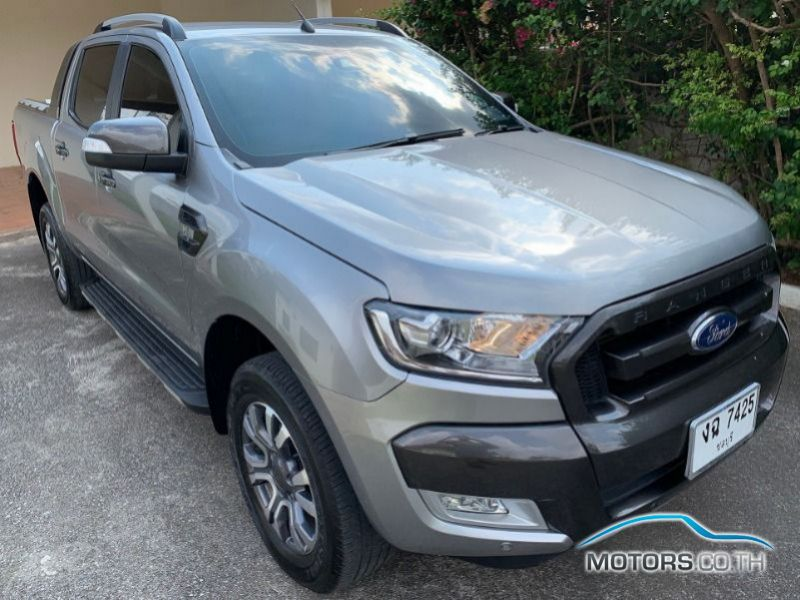 New, Used & Secondhand Cars FORD RANGER (2017)