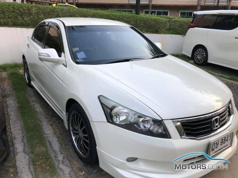 รถใหม่, รถมือสอง HONDA ACCORD (2010)