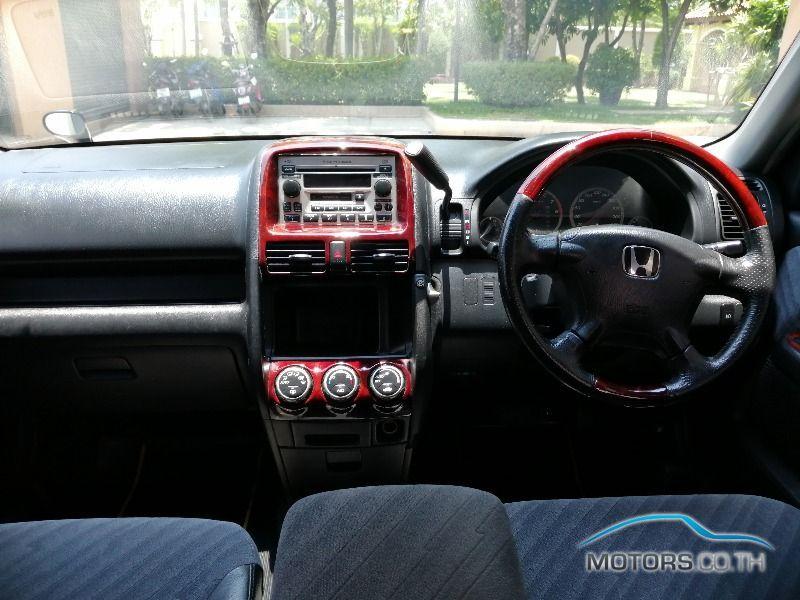 รถใหม่, รถมือสอง HONDA CR-V (2002)
