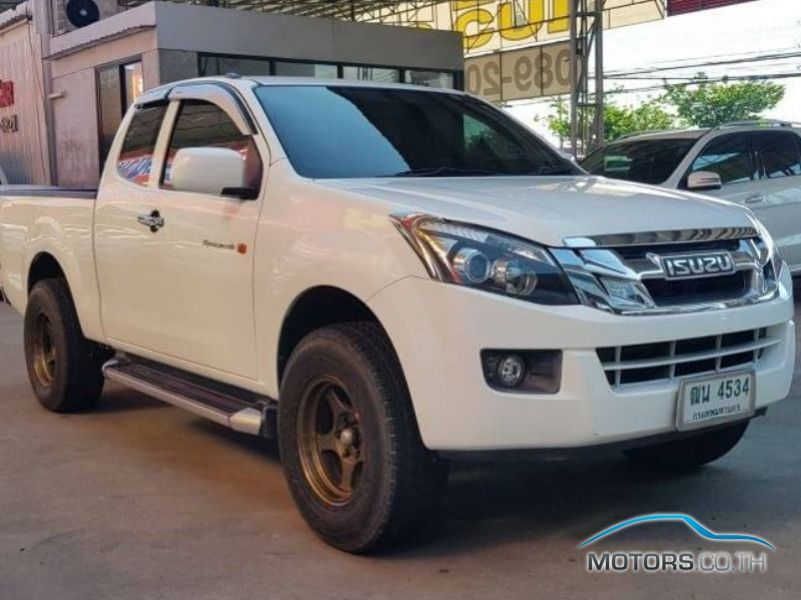 รถใหม่, รถมือสอง ISUZU D-MAX (2012)
