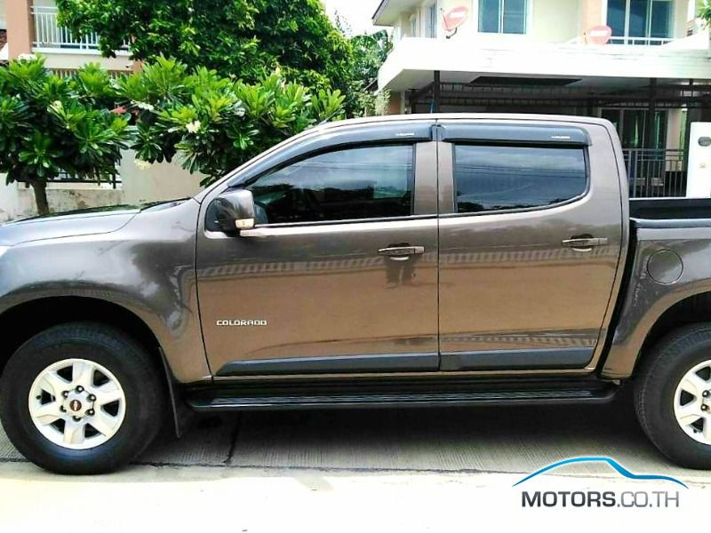 New, Used & Secondhand Cars CHEVROLET COLORADO (2013)