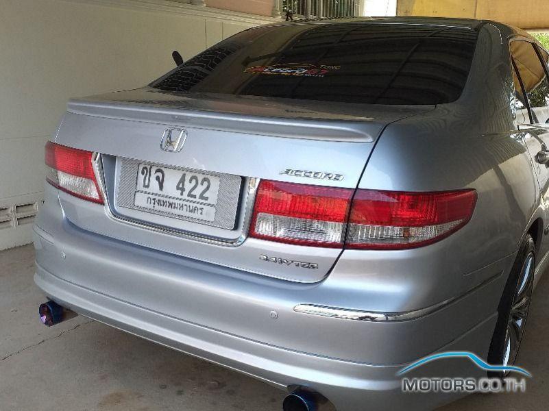 รถใหม่, รถมือสอง HONDA ACCORD (2003)