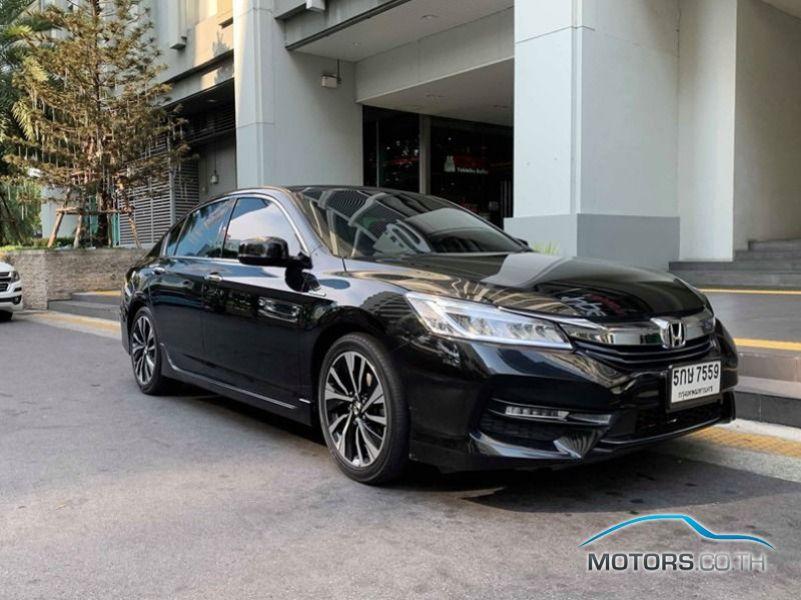 รถใหม่, รถมือสอง HONDA ACCORD (2016)