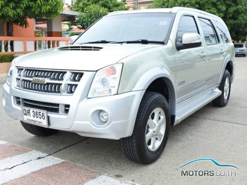 Secondhand ISUZU MU-7 (2010)