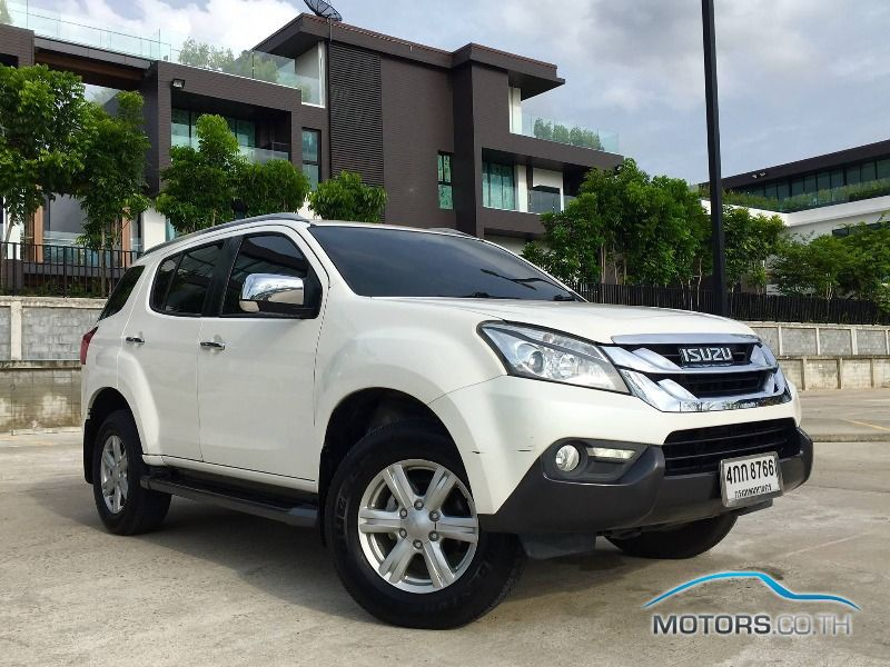 Secondhand ISUZU MU-X (2015)