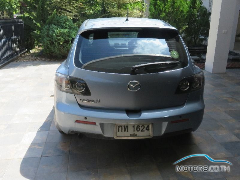 New, Used & Secondhand Cars MAZDA 3 (2007)
