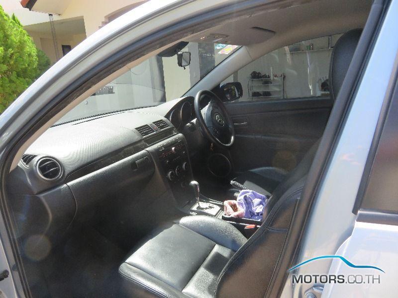 รถใหม่, รถมือสอง MAZDA 3 (2007)