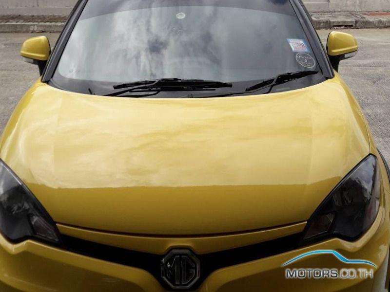 รถใหม่, รถมือสอง MG MG3 (2016)