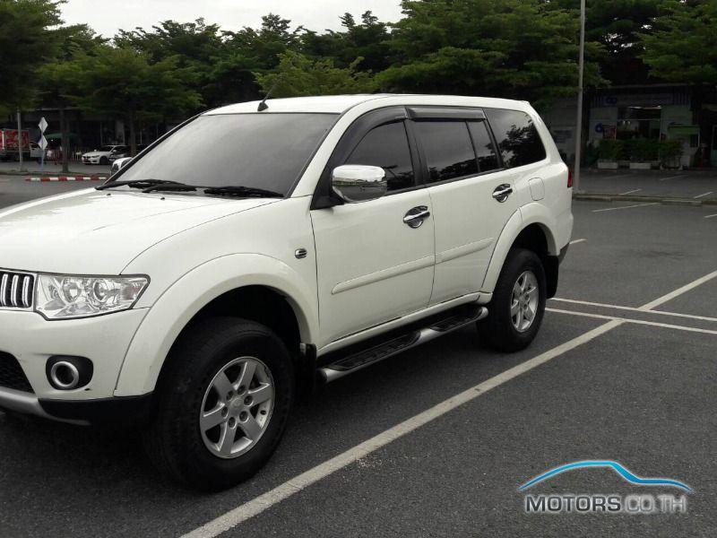 รถใหม่, รถมือสอง MITSUBISHI PAJERO SPORT (2013)
