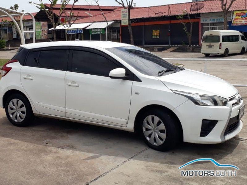 รถมือสอง, รถยนต์มือสอง TOYOTA YARIS (2014)