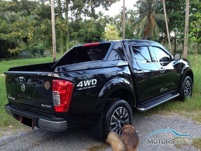 รถใหม่, รถมือสอง NISSAN NP 300 NAVARA (2016)