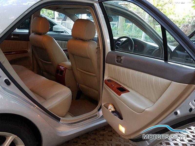 รถใหม่, รถมือสอง TOYOTA CAMRY (2004)