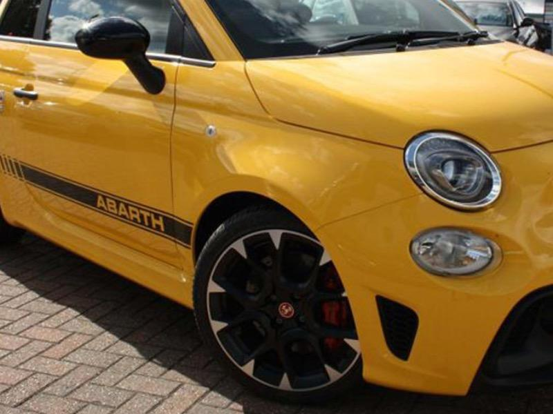 Secondhand ABARTH 595 (2019)