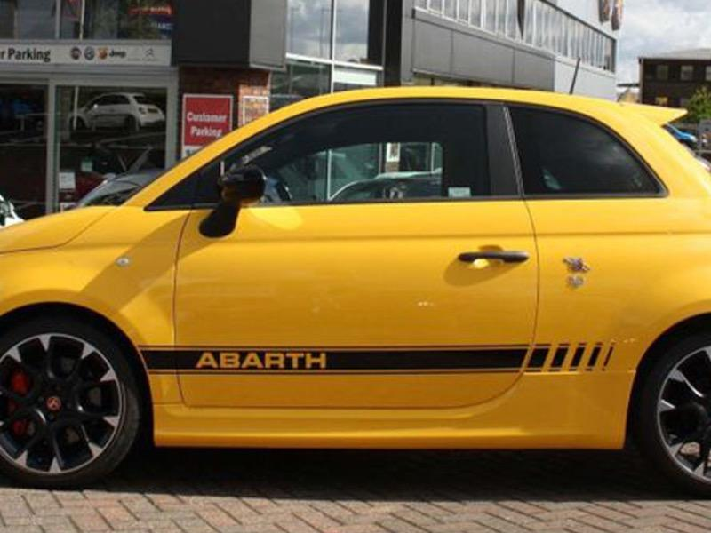 New, Used & Secondhand Cars ABARTH 595 (2019)