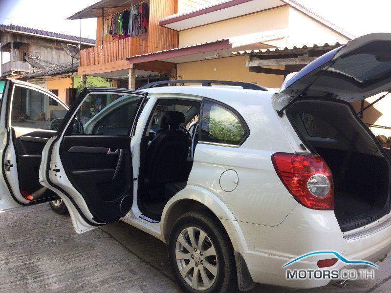 รถใหม่, รถมือสอง CHEVROLET CAPTIVA (2014)