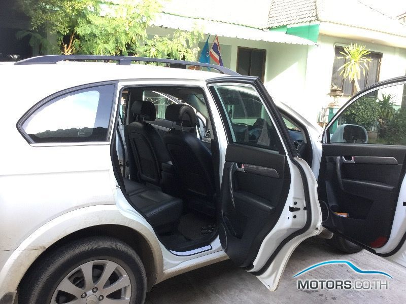 Secondhand CHEVROLET CAPTIVA (2014)