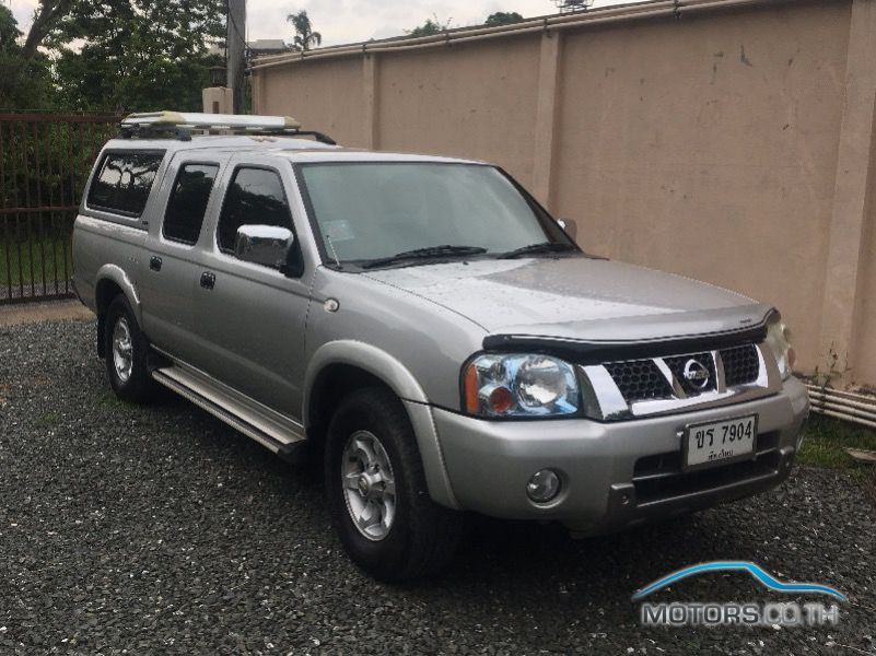 Secondhand NISSAN FRONTIER (2005)
