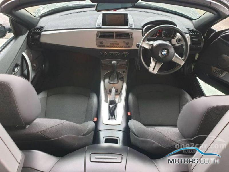 รถใหม่, รถมือสอง BMW Z4 (2005)