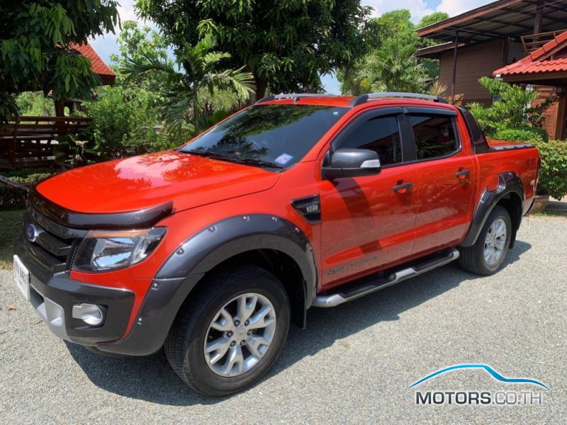 Secondhand FORD RANGER (2014)