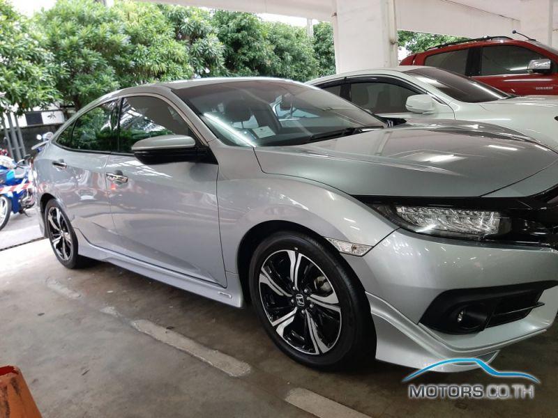 รถใหม่, รถมือสอง HONDA CIVIC (2016)